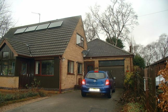 Thumbnail Flat to rent in Edward Road, Nuthall, Nottingham
