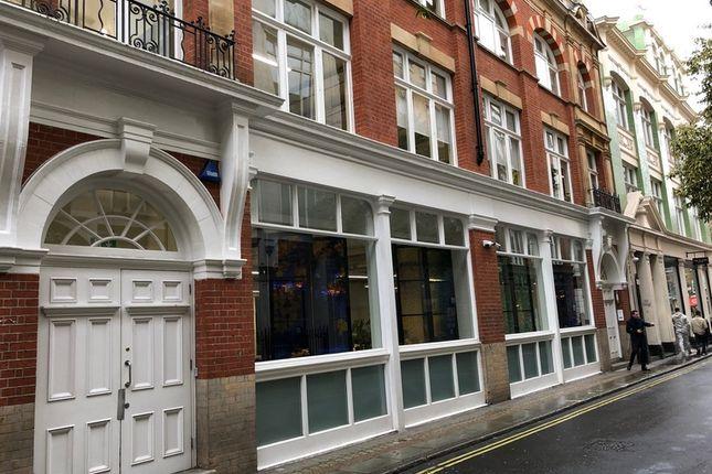 Thumbnail Office To Let In Lexington Street Soho
