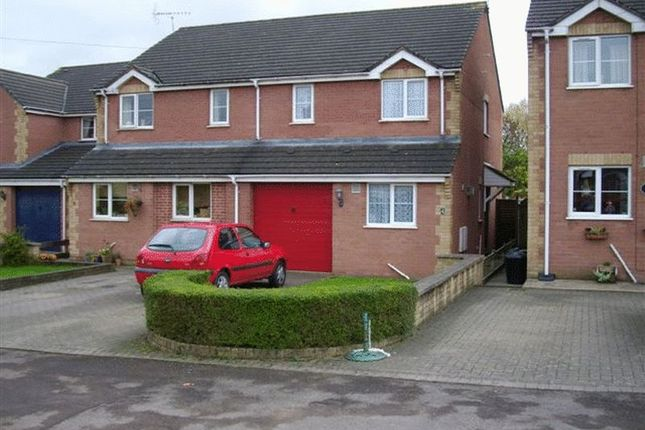 Thumbnail Semi-detached house to rent in Edenwall Road, Milkwall, Coleford
