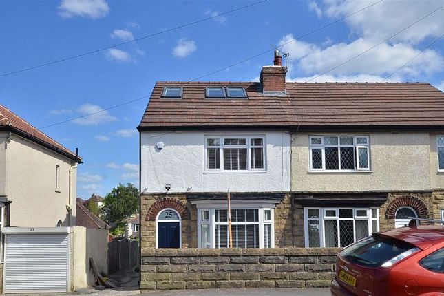 Semi-detached house for sale in Westwick Road, Sheffield, Yorkshire
