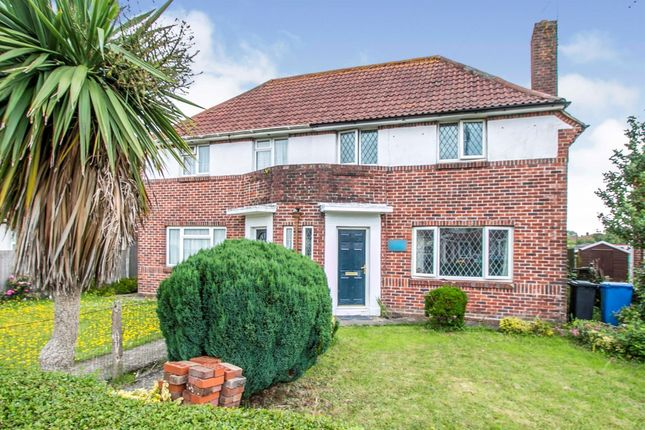 Thumbnail Semi-detached house for sale in Legion Road, Hamworthy, Poole