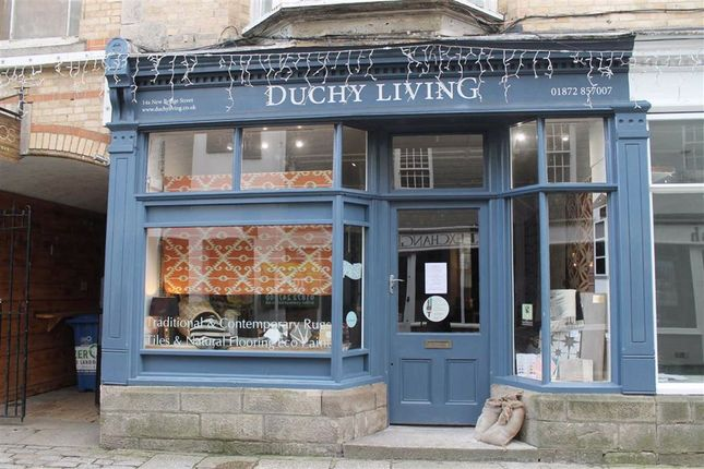 Thumbnail Retail premises to let in 14A, New Bridge Street, Truro, Cornwall