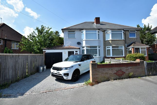 Thumbnail Semi-detached house for sale in Stanton Road, Regents Park, Southampton