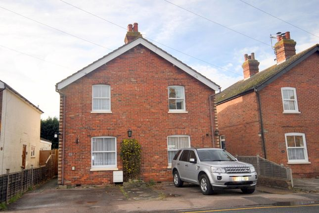 Thumbnail Semi-detached house to rent in Station Road, Lingfield