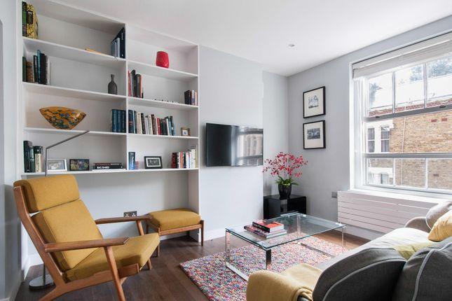 Thumbnail Flat to rent in Wicklow Street, London