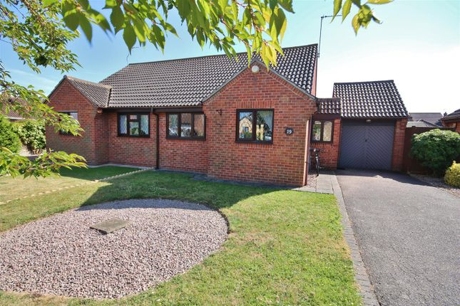 Thumbnail Semi-detached bungalow for sale in Stallards Crescent, Kirby Cross, Frinton-On-Sea