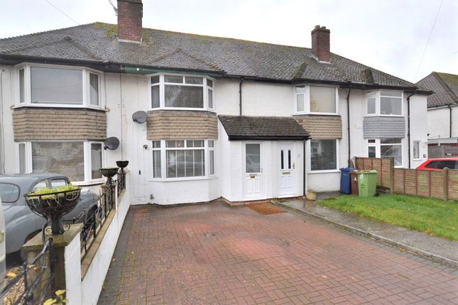 Thumbnail Terraced house for sale in Ermin Park, Gloucester