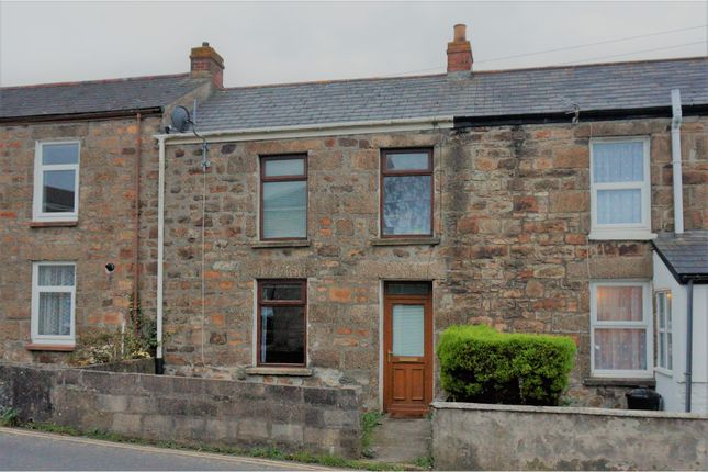 Thumbnail Terraced house for sale in Stray Park Road, Camborne
