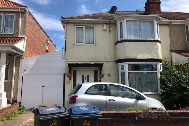 Thumbnail Semi-detached house for sale in Thornton Road, Birmingham