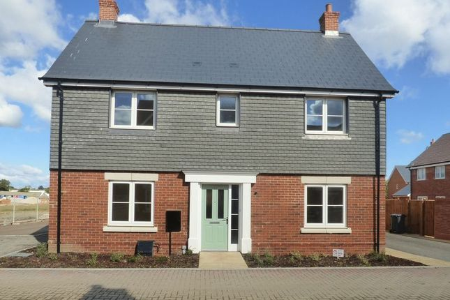 Thumbnail Detached house for sale in Earls Park, Tuffley Crescent