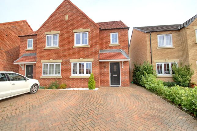 Thumbnail Semi-detached house for sale in Galatea Road, Yarm