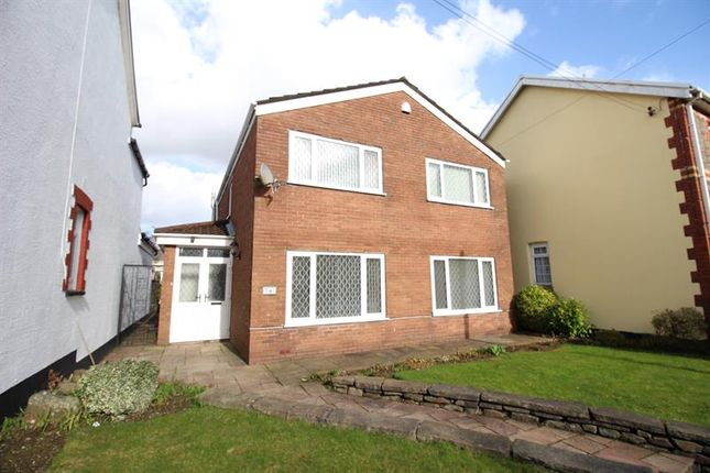 Thumbnail Detached house for sale in Mill Road, Caerphilly