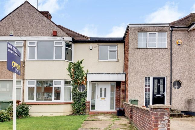 Thumbnail End terrace house for sale in Days Lane, Sidcup