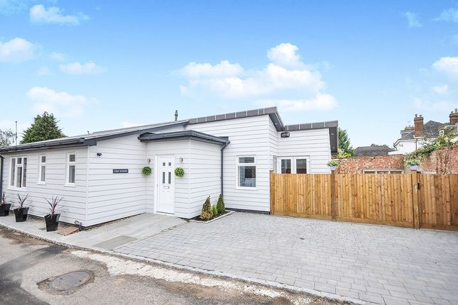 Thumbnail Bungalow for sale in Swanley Village Road, Swanley