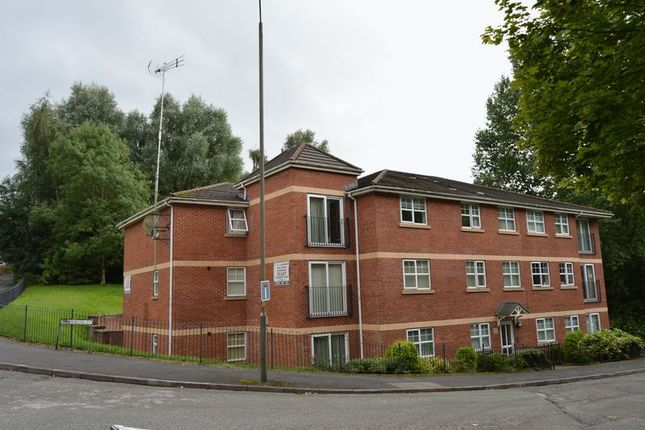 Thumbnail Flat for sale in Wilson Brook Court, Commercial Street, Hyde