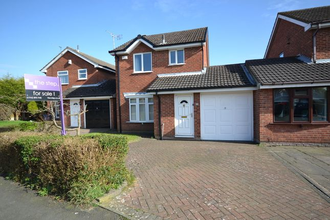 Thumbnail Link-detached house for sale in Ennerdale Road, Tyldesley, Manchester