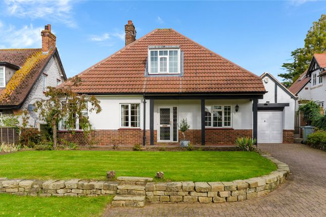 Thumbnail Detached bungalow for sale in Harrowby Lane, Grantham
