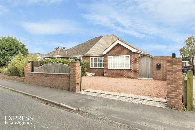 Thumbnail Semi-detached bungalow for sale in Brick Kiln Lane, Rufford, Ormskirk, Lancashire