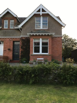 Thumbnail Semi-detached house for sale in Glenarberry, Beattock Road, Moffat