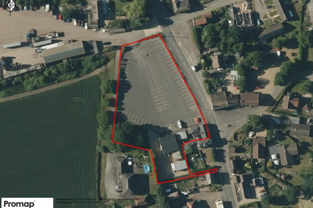 Thumbnail Land for sale in Main Street, North Kyme