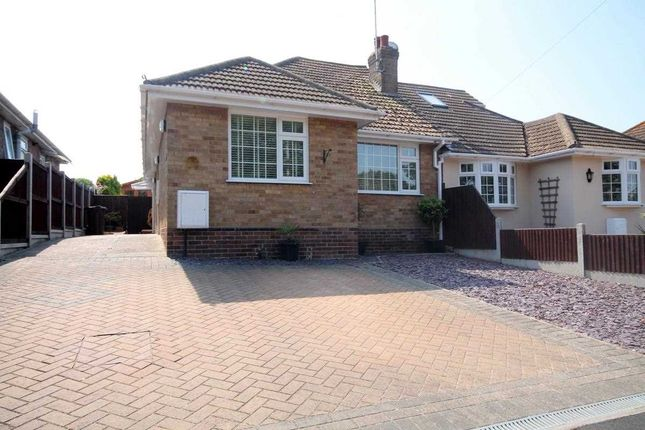 Thumbnail Bungalow for sale in Slade Road, Holland-On-Sea, Clacton-On-Sea