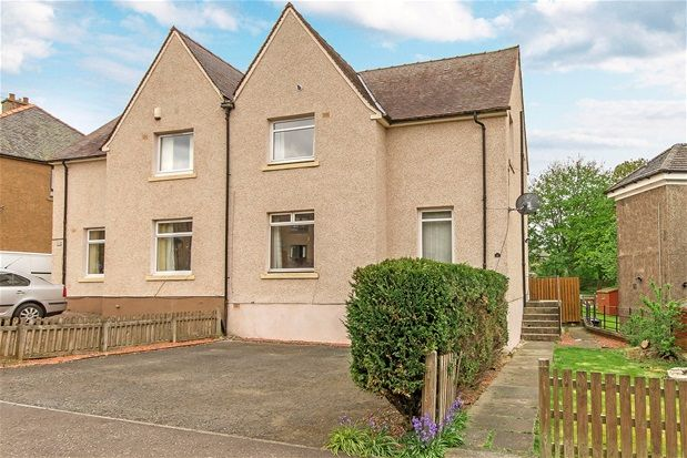 Thumbnail Semi-detached house for sale in Dundas Street, Bathgate, Bathgate