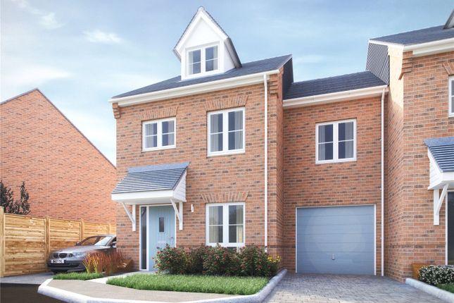 Thumbnail Terraced house for sale in Suffolk, Pembers Hill Park, Mortimers Lane, Fair Oak