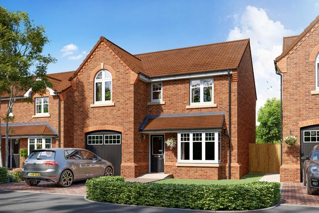 "4 bed detached house for sale in ""Plot 130 - The Windsor"" at Flaxley Road, Selby YO8"