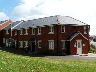 Flat to rent in Webbers Way, Tiverton