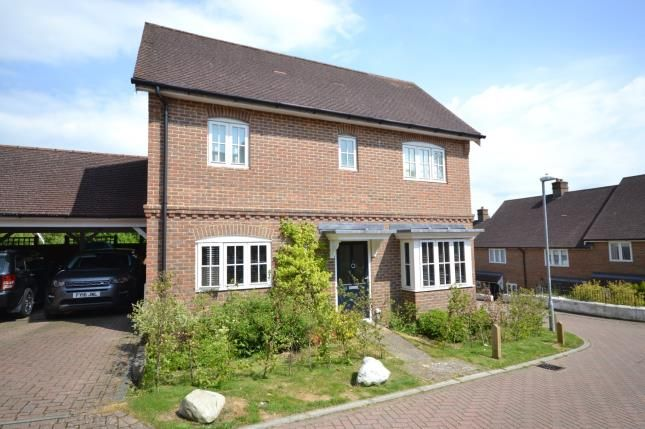 Thumbnail Detached house for sale in Nassau Drive, Crowborough, East Sussex