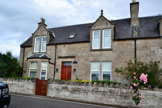 Thumbnail Semi-detached house to rent in Beachside, Links Place, Nairn