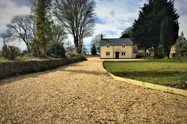 Thumbnail Detached house for sale in Salisbury Road, Donhead St. Mary, Shaftesbury