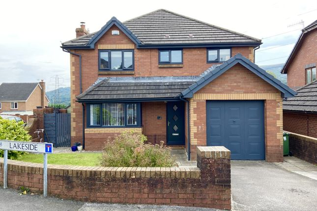 Thumbnail Detached house for sale in Lakeside, Cwmdare, Aberdare, Mid Glamorgan