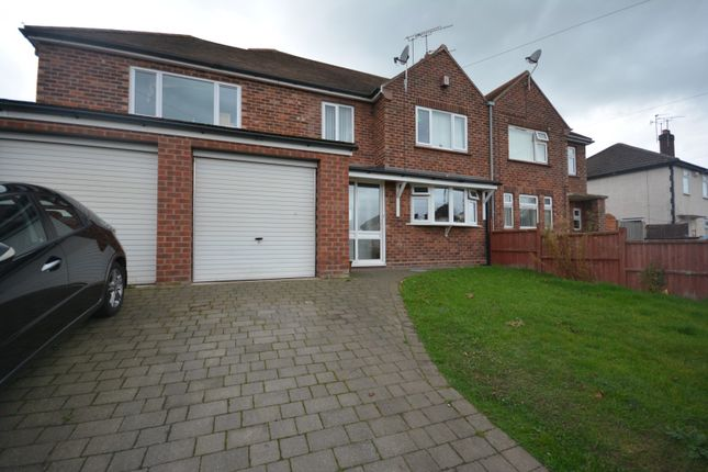 Thumbnail Semi-detached house for sale in Aldersey Road, Crewe
