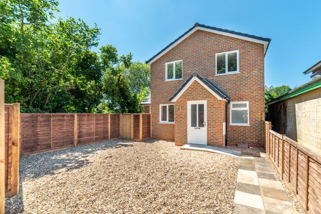 Thumbnail Detached house for sale in Park View, Stevenage
