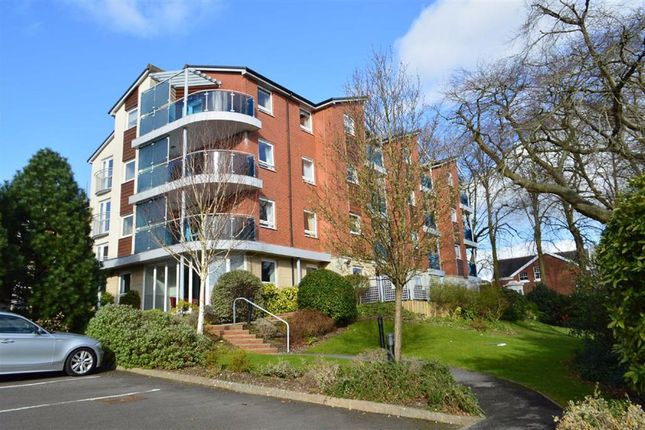 Thumbnail 1 bed flat for sale in Pantygwydr Court, Uplands, Swansea