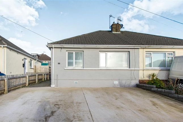 Thumbnail Bungalow to rent in Coleridge Close, Cefn Glas, Bridgend