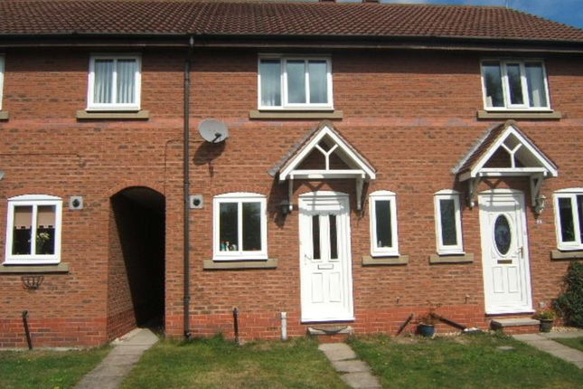 Thumbnail Terraced house to rent in Needham Close, Beverley