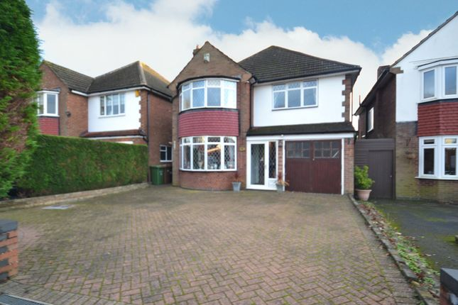 3 bed detached house for sale in Falstaff Road, Shirley, Solihull B90