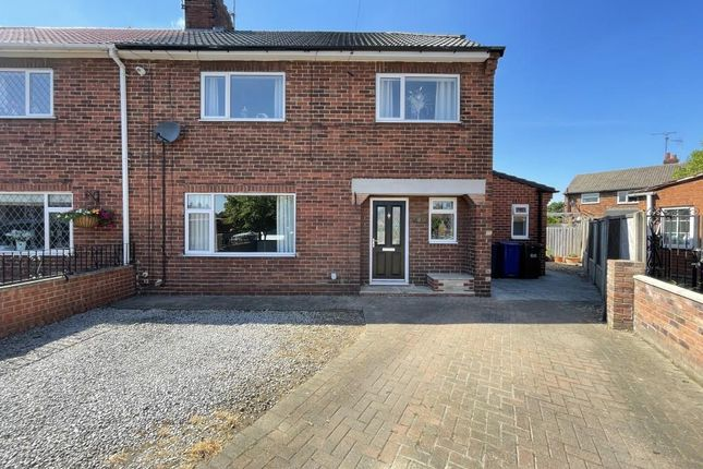 4 bed semi-detached house for sale in West Acres, Byram, Knottingley WF11