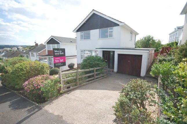 Thumbnail Detached house to rent in Yeo Drive, Appledore, Bideford