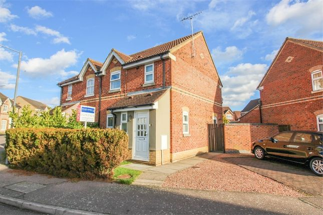 Thumbnail Semi-detached house for sale in Albert Gardens, Church Langley, Harlow, Essex