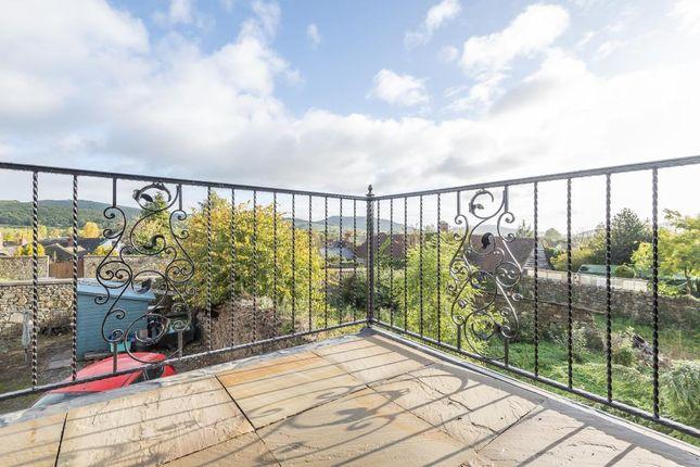 Balcony of Wereby Lane Presteigne, Powys LD8,