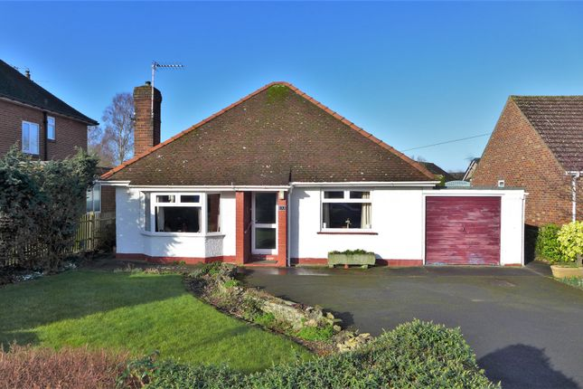 Thumbnail Detached bungalow for sale in Whitcliffe Lane, Ripon