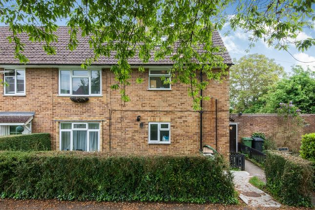 Thumbnail Maisonette for sale in Pemerton Road, Weeke, Winchester