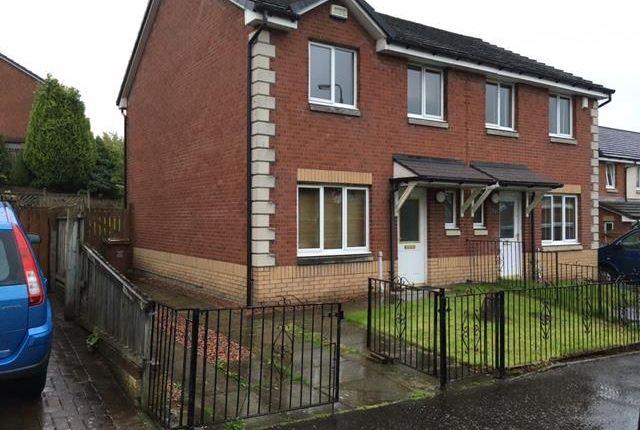 Thumbnail Semi-detached house to rent in Shuna Street, Glasgow