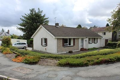 Thumbnail Bungalow for sale in Shenally, 2 Old Hall Drive, Newton Stewart