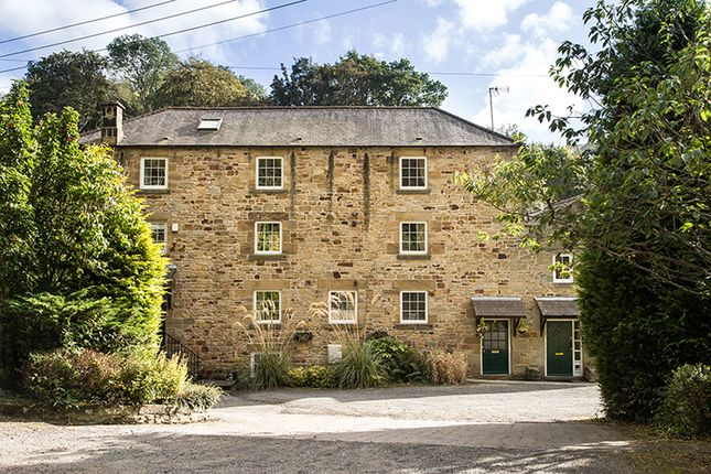 Thumbnail Town house for sale in 3 Felton Mill, Felton, Morpeth, Northumberland