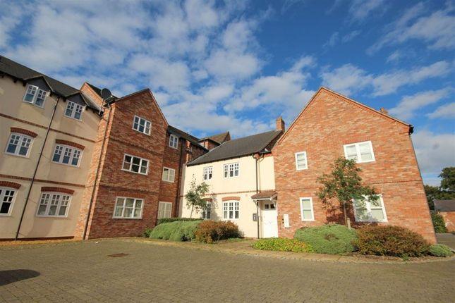 Thumbnail Flat to rent in Ivy Grange, Bilton, Rugby