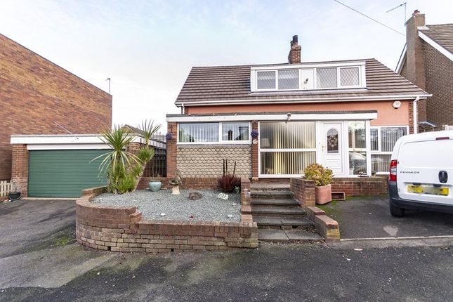 Thumbnail Detached bungalow for sale in Merton Close, Oldbury